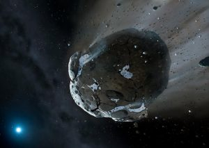 An asteroid came super close to Earth but NASA wasn't worried