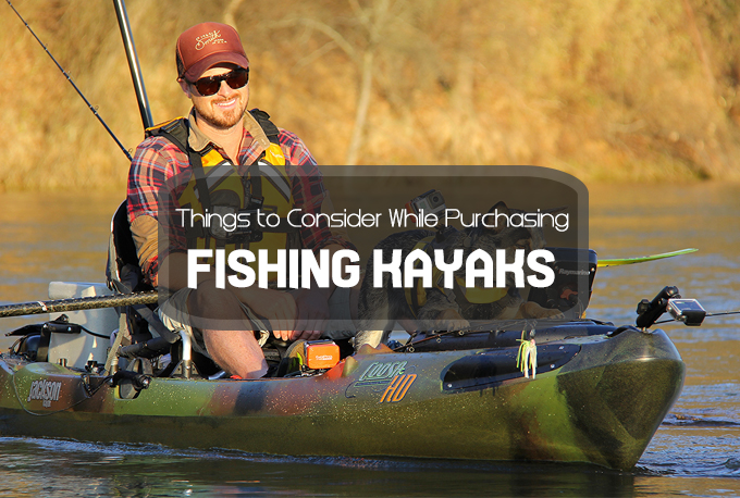 Purchasing Cheap Fishing Kayaks