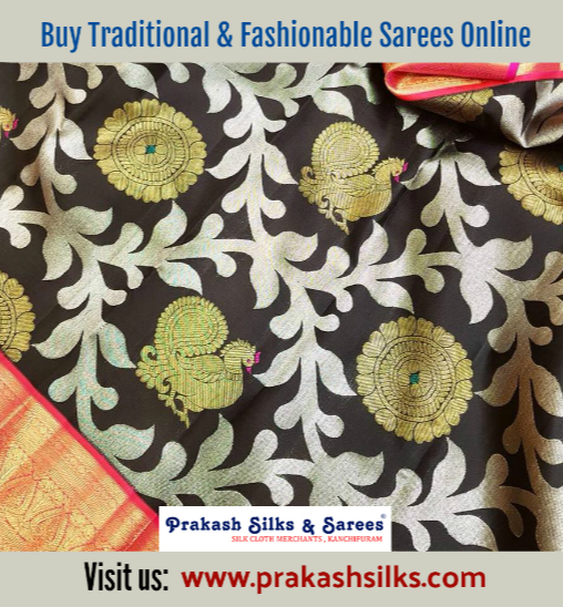 Buy Traditional and Fashionable Sarees Online