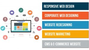 Hiring Professionals for Custom Web Design Services