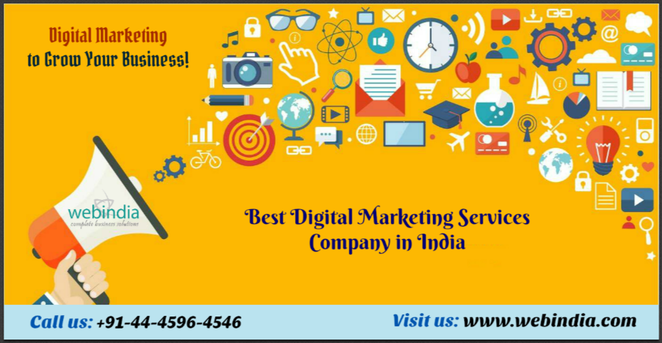 Best Digital Marketing Services Company in India
