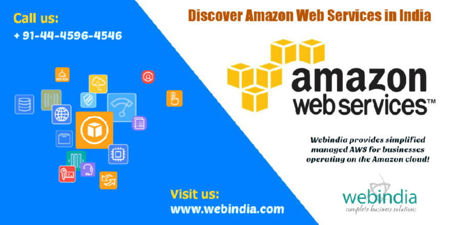 Discover Amazon Web Services in India