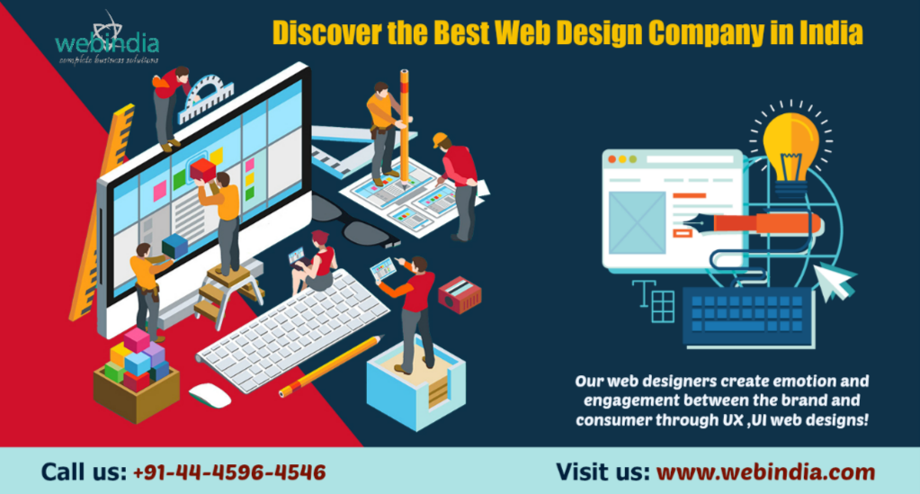 Discover the Best Web Design Company in India