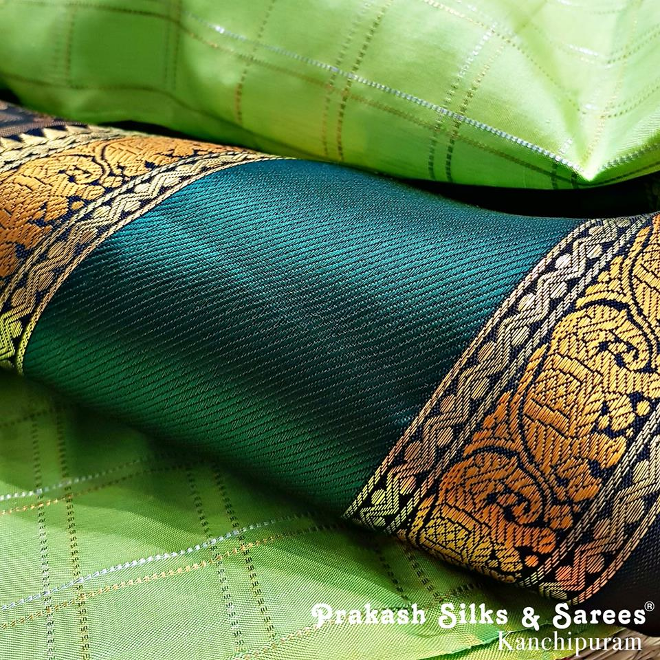 Discover the Traditional Taste with Kanchipuram Pattu Sarees