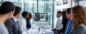 Operator Assisted Conferencing Goes High Tech