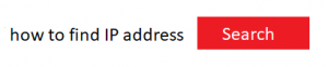 What is my IP address? How do I find it out?